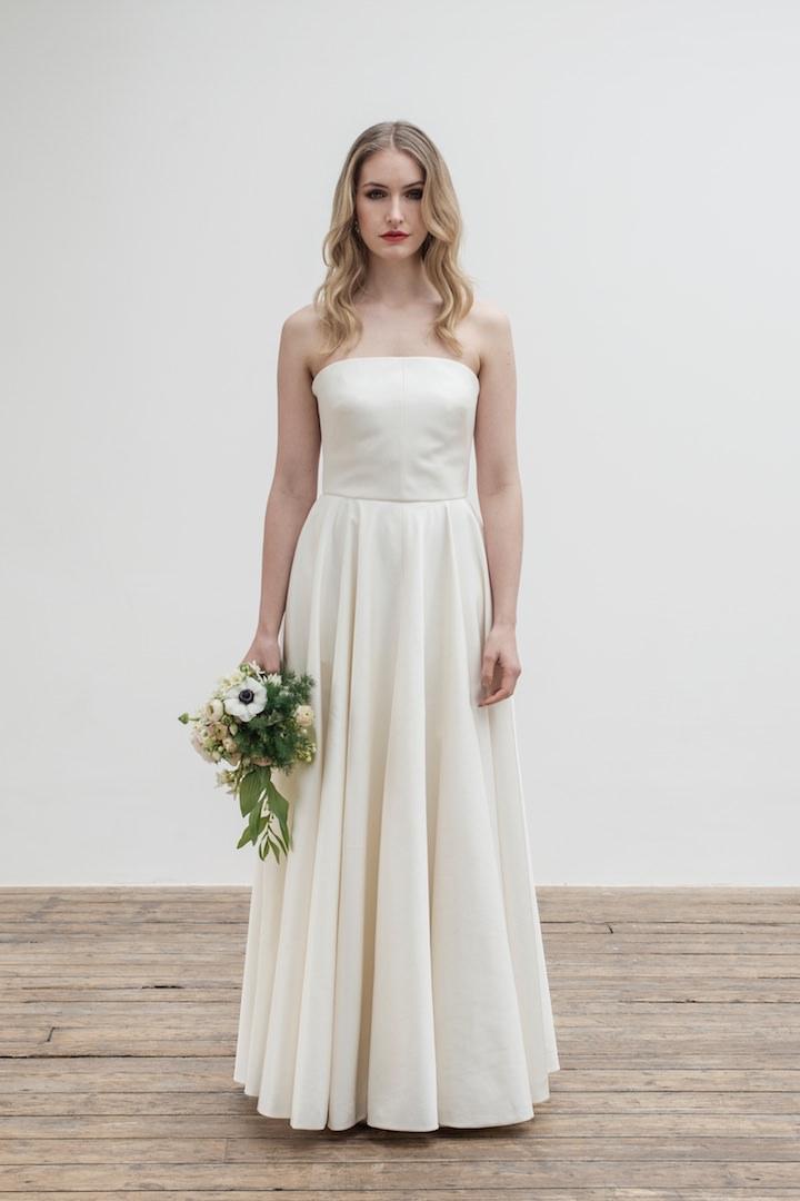 Bridal Style: Andrea Hawkes Bridal