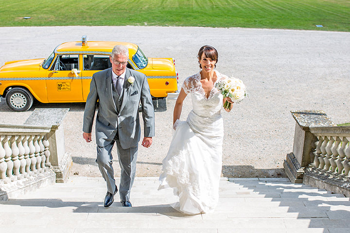 14 New York Themed Castle Wedding By Nick Rutter