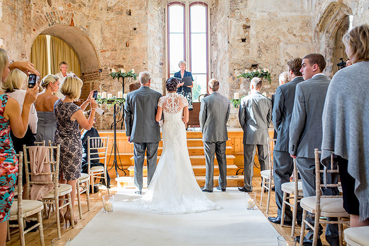 17 New York Themed Castle Wedding By Nick Rutter