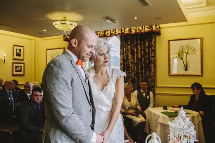 17 Peak District Wedding By Yvonne Lishman Photography