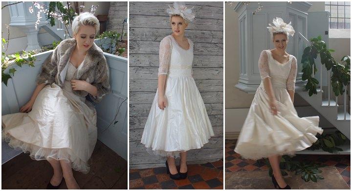 Vintage Wedding Dresses Hampshire: Vintage Style Wedding Dresses
