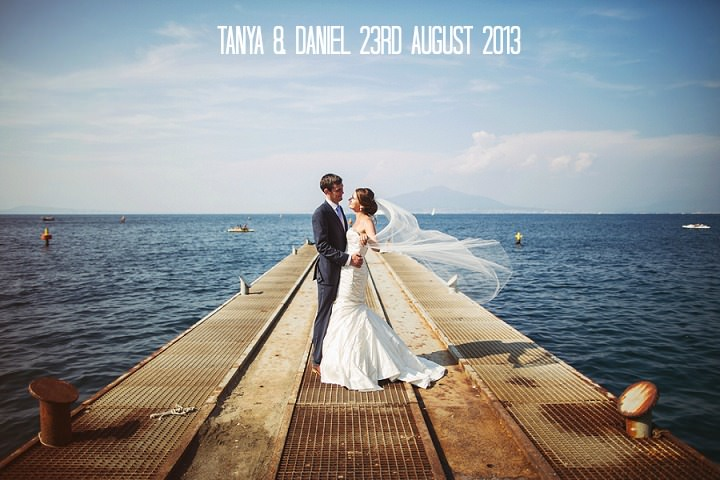 2 Shabby Chic Italian Wedding by Happy Wedding Films