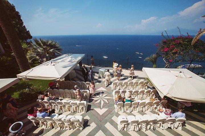 21 Shabby Chic Italian Wedding by Happy Wedding Films