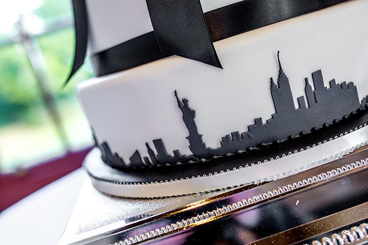 Diana & Sean\'s New York Themed Castle Wedding. By Nick Rutter | Boho ...