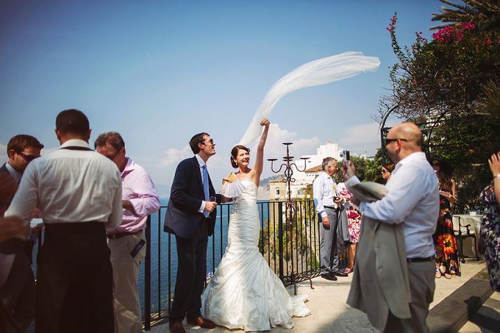 25 Shabby Chic Italian Wedding by Happy Wedding Films