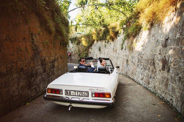 28 Shabby Chic Italian Wedding by Happy Wedding Films