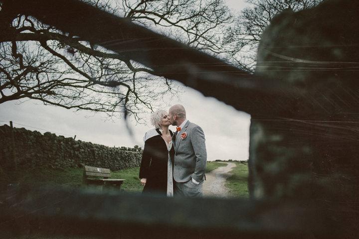 32 Peak District Wedding By Yvonne Lishman Photography