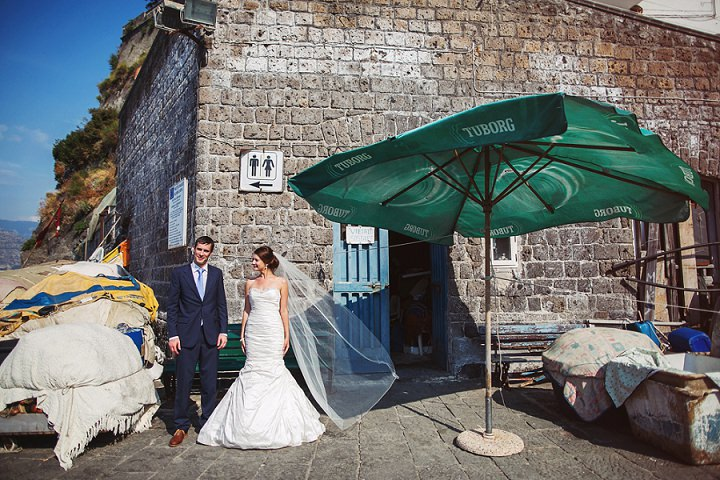 32 Shabby Chic Italian Wedding by Happy Wedding Films
