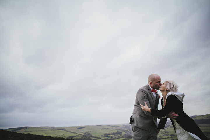 33 Peak District Wedding By Yvonne Lishman Photography