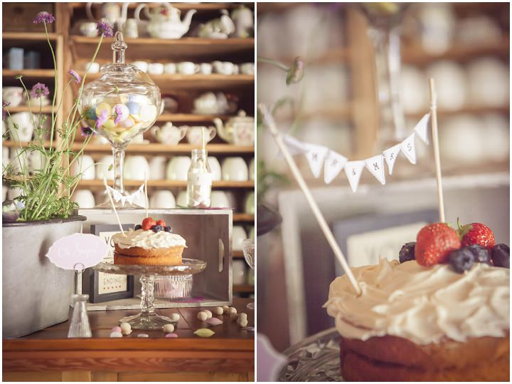 34 A Relaxed Eclectic Mix of Rustic Meets Boho
