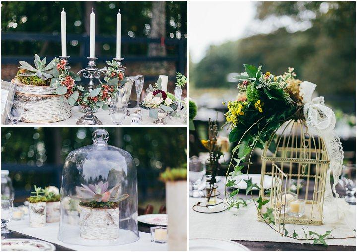 Lauren and Jason\'s Irish Themed, Eclectic Wedding Reception ...