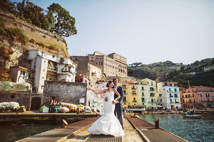 34 Shabby Chic Italian Wedding by Happy Wedding Films