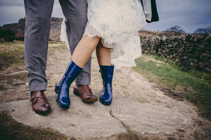 35 Peak District Wedding By Yvonne Lishman Photography