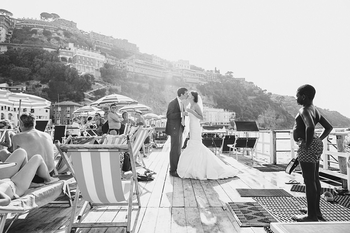 36 Shabby Chic Italian Wedding by Happy Wedding Films