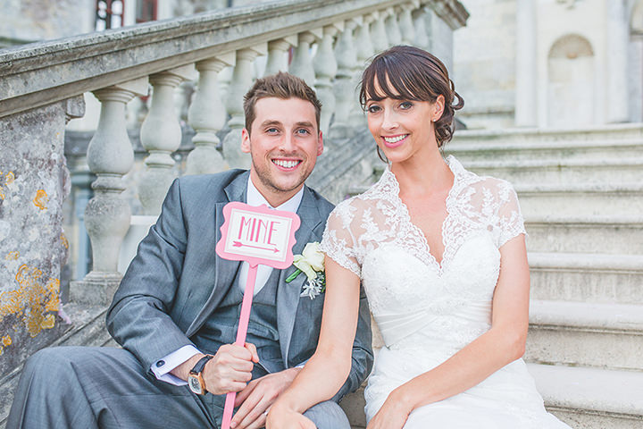 37 New York Themed Castle Wedding By Nick Rutter