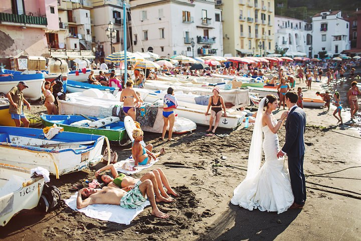 37 Shabby Chic Italian Wedding by Happy Wedding Films