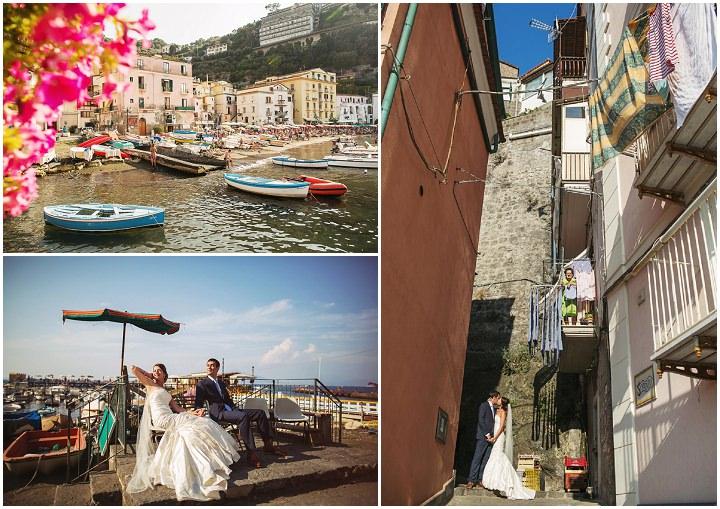 38 Shabby Chic Italian Wedding by Happy Wedding Films