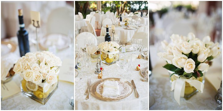 39 Shabby Chic Italian Wedding by Happy Wedding Films