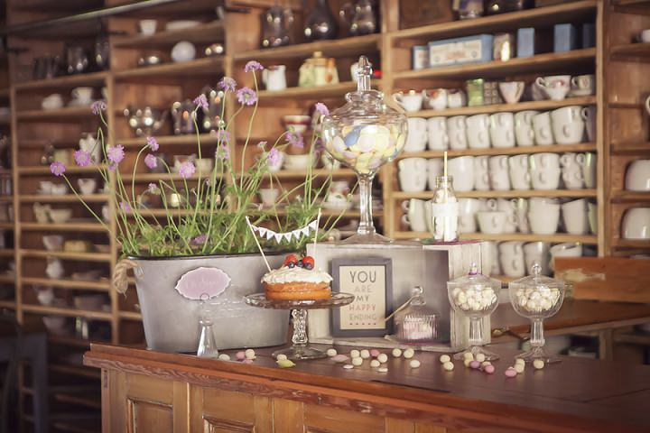 4 A Relaxed Eclectic Mix of Rustic Meets Boho