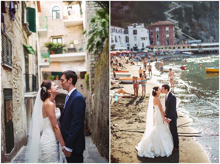 4 Shabby Chic Italian Wedding by Happy Wedding Films