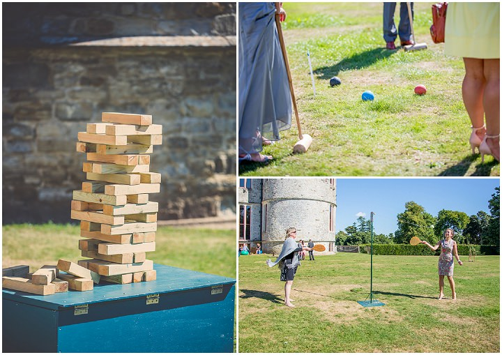 41 New York Themed Castle Wedding By Nick Rutter