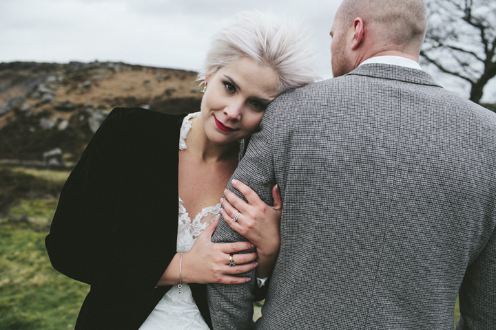 41 Peak District Wedding By Yvonne Lishman Photography