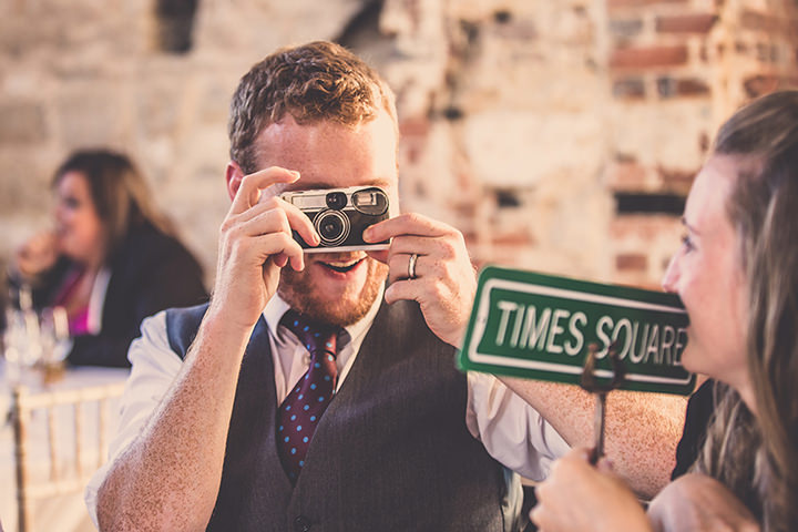 42 New York Themed Castle Wedding By Nick Rutter
