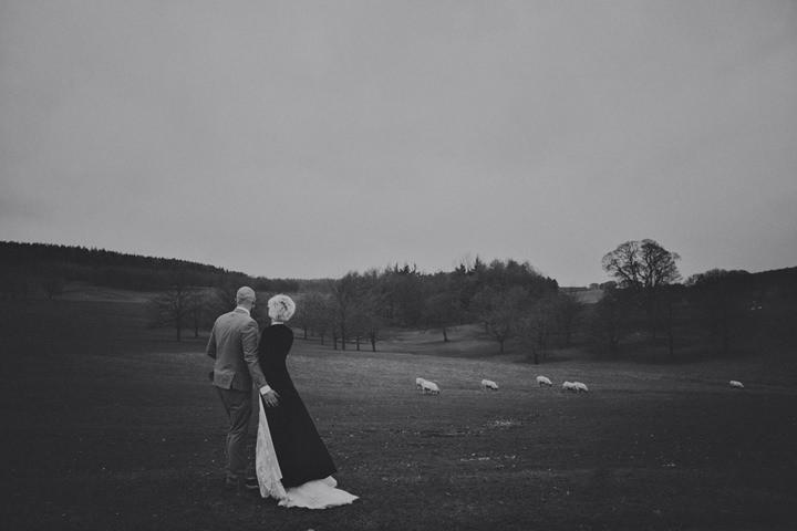 42 Peak District Wedding By Yvonne Lishman Photography