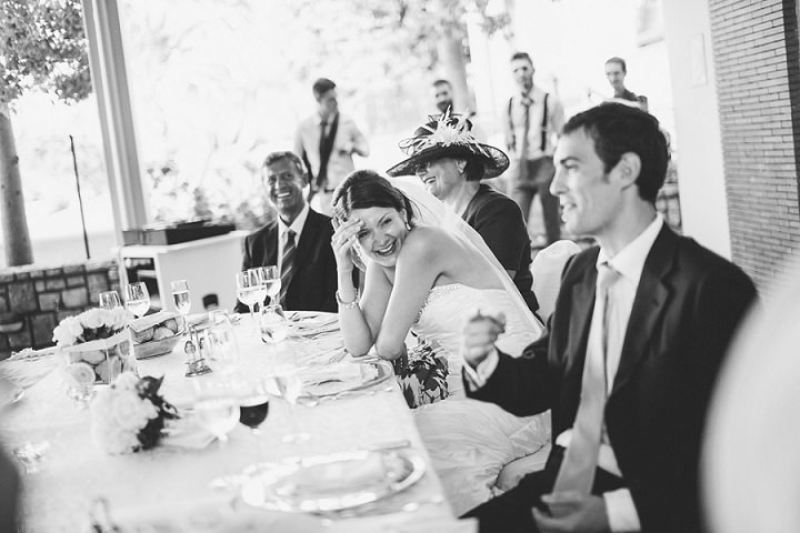 42 Shabby Chic Italian Wedding by Happy Wedding Films