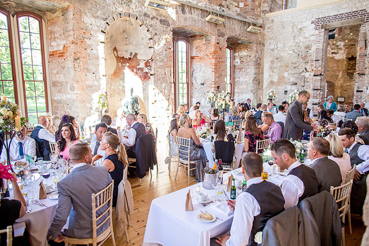 New York Themed Castle Wedding By Nick Rutter