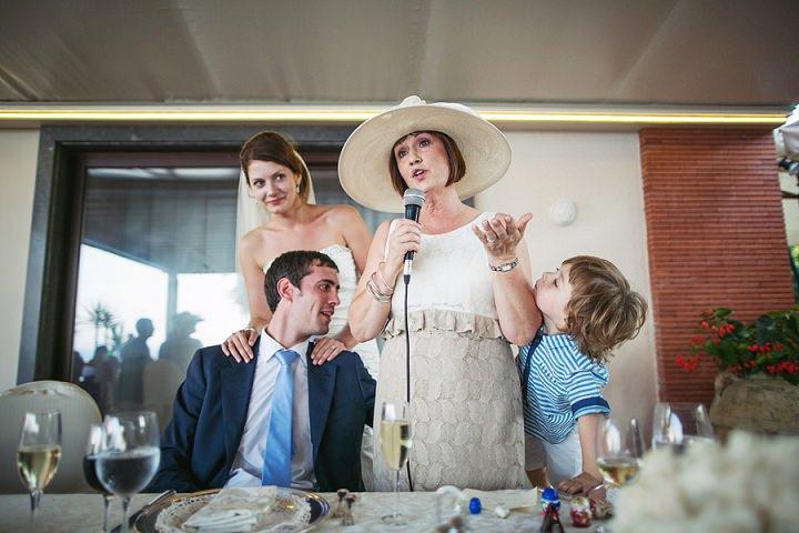 43 Shabby Chic Italian Wedding by Happy Wedding Films