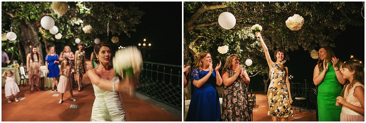 48 Shabby Chic Italian Wedding by Happy Wedding Films