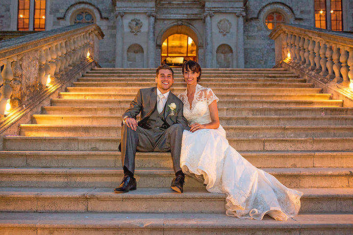 49 New York Themed Castle Wedding By Nick Rutter