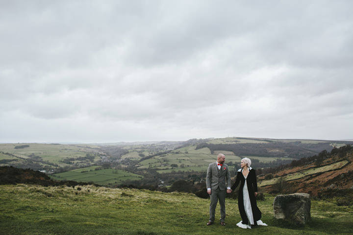 5 Peak District Wedding By Yvonne Lishman Photography