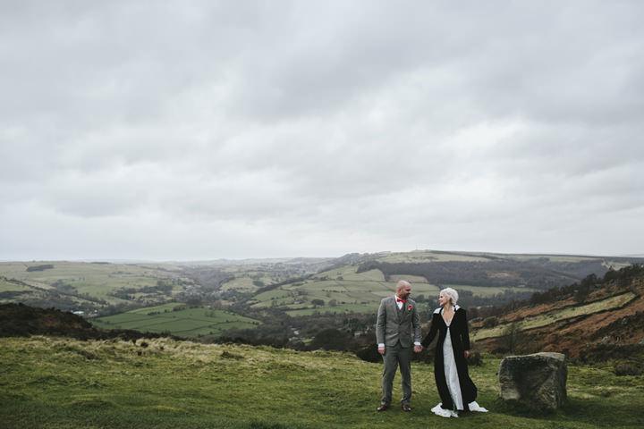 5 Peak District Wedding By Yvonne Lishman Photography