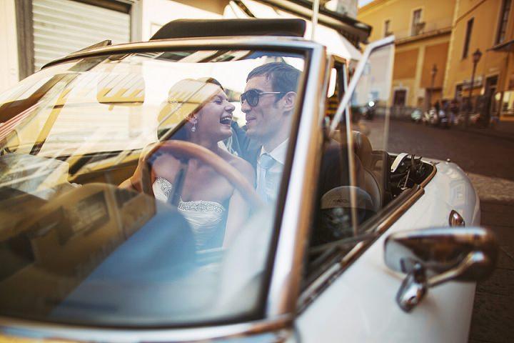 5 Shabby Chic Italian Wedding by Happy Wedding Films