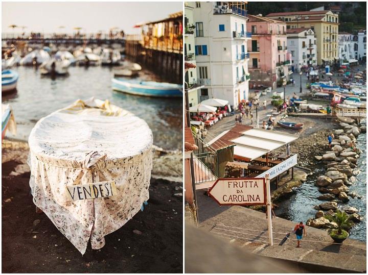 9 Shabby Chic Italian Wedding by Happy Wedding Films