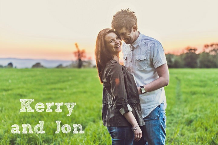Diary of a Boho Bride - Introducing Kerry and Jon