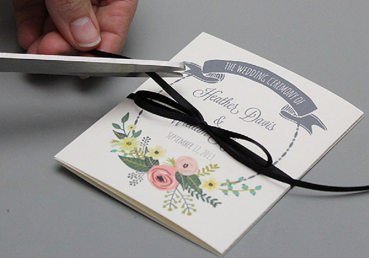 garden-wreath-ceremony-booklet-trim-bow