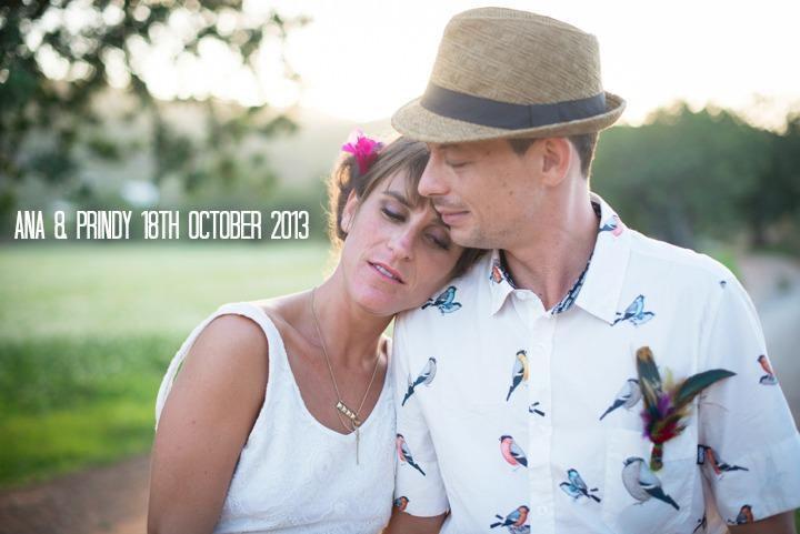 1 Ana & Prindy's Eccentric, Colourful, Ibiza Wedding. By Gypsy Westwood