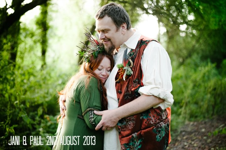1 New Forest Handfasting. By Lemontree Photography