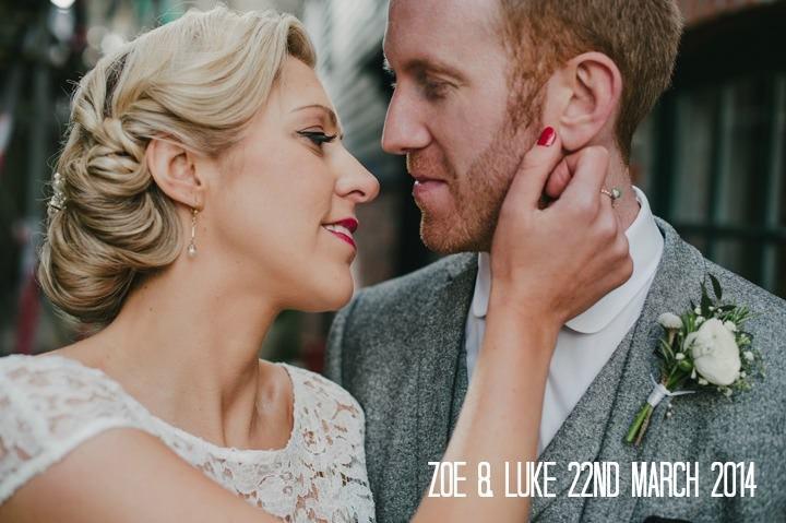 Zoe & Luke's 1940's Vintage Sussex Wedding. By Jacqui McSweeney
