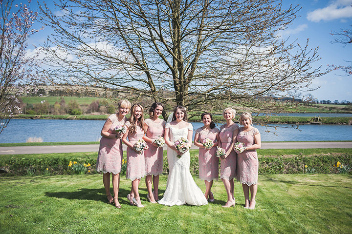 10 Lacy, Floral Dundee Wedding. By Green Wedding Photography