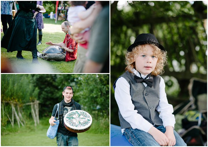 10 New Forest Handfasting. By Lemontree Photography