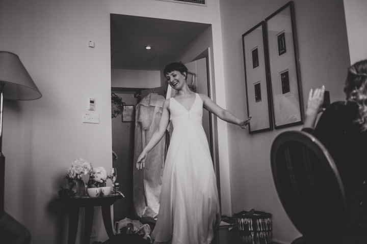 East Riddlesden Wedding  by Toast Photography