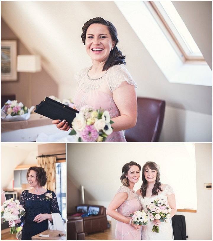 11 Lacy, Floral Dundee Wedding. By Green Wedding Photography