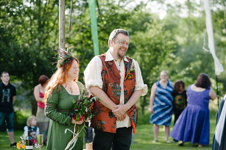 12 New Forest Handfasting. By Lemontree Photography