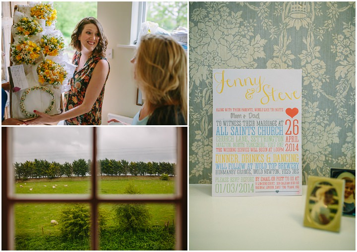 13 Jenny & Steve's Vintage Inspired Brewery Wedding. By James and Lianne.