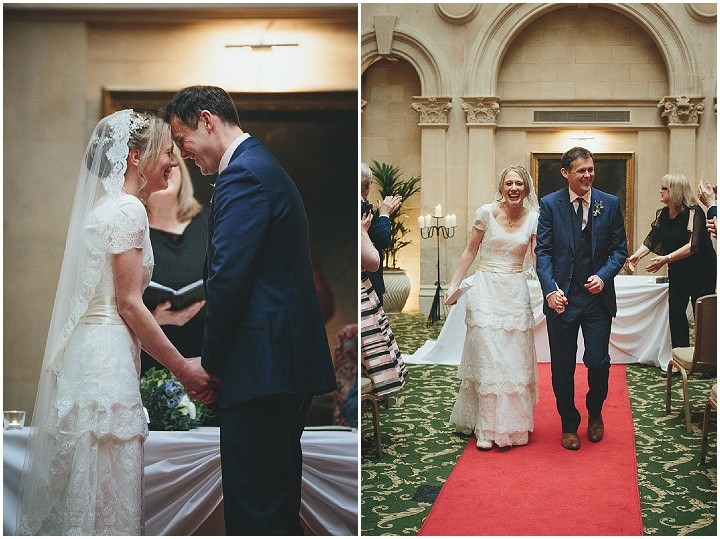 14 Holly & Ian's Multi-Venue Bristol Wedding. With images by Helen Lisk