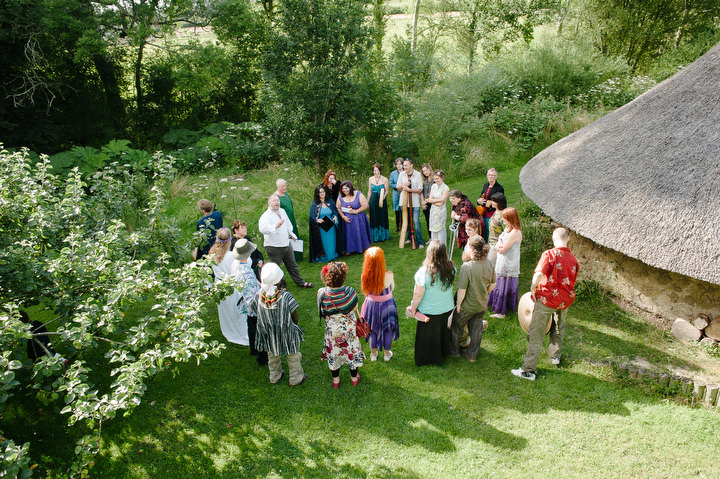 14 New Forest Handfasting. By Lemontree Photography